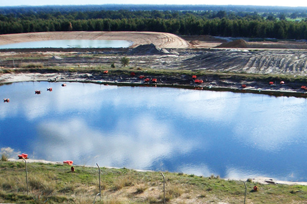 WML engineering consultants WA WML was engaged to design the earthworks, lining system and leachate extraction system