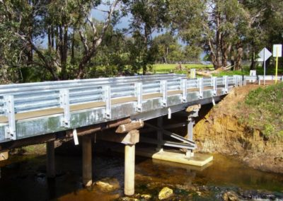 Refurbishment of Bridge over Buananyup Drain on Florence Road