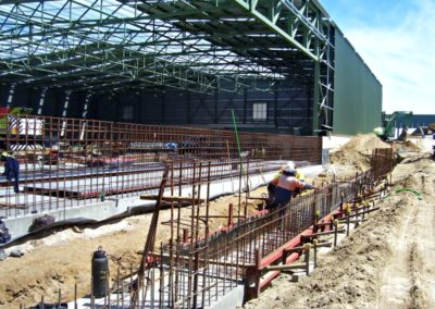 Copper Concentrate Storage Facility for Boddington Gold Mine at  Bunbury Port Berth 8