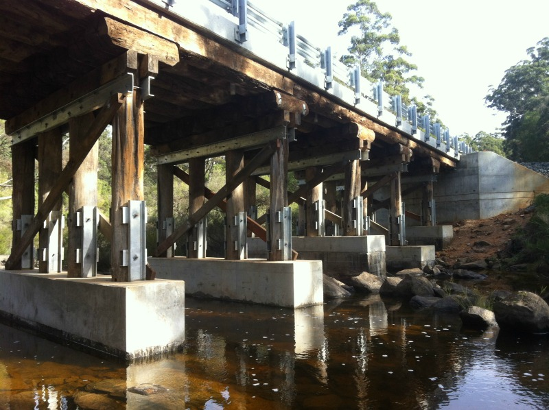 Bannister Road Bridge – Bridge 7353