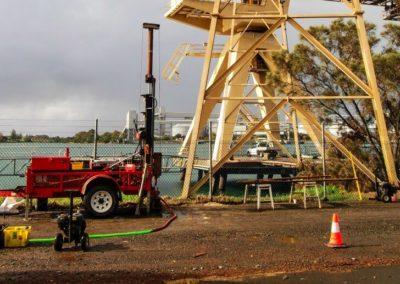Berth 5 WAPRES Ship Loader Ground Investigation