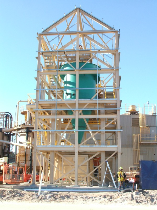 WML structural engineering consultants on site at TutunupSouth Mine in Western Australia.