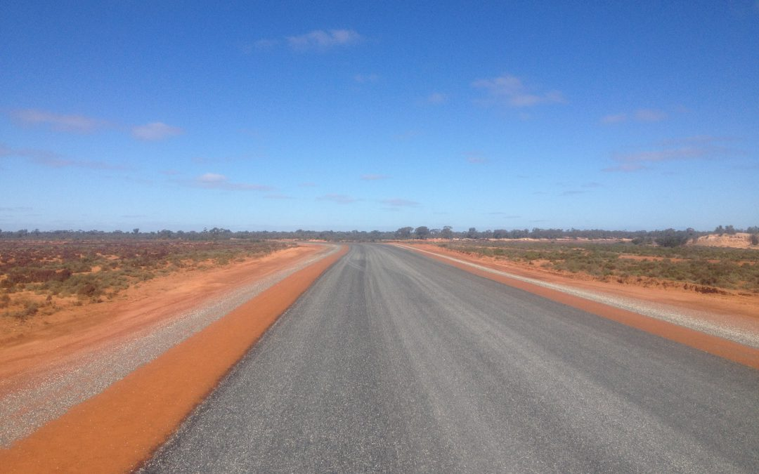 Menzies North West Road Upgrade