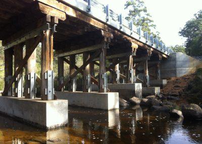 Bannister Road Bridge